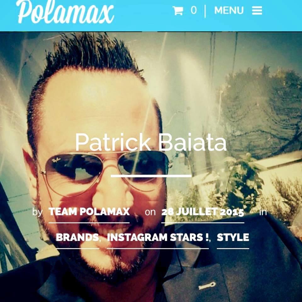Patrick Baiata Polymax