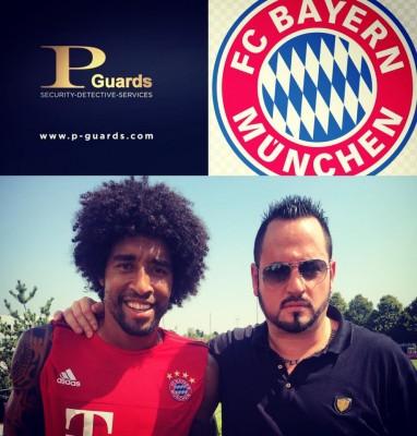 Dante – Bayern München