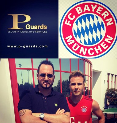 Mario Götze – Bayern München